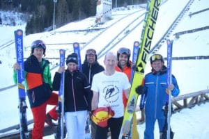 The New British Ski Jumping Team Our 5 Winners Learning To Ski Jump With Eddie The Eagle 2